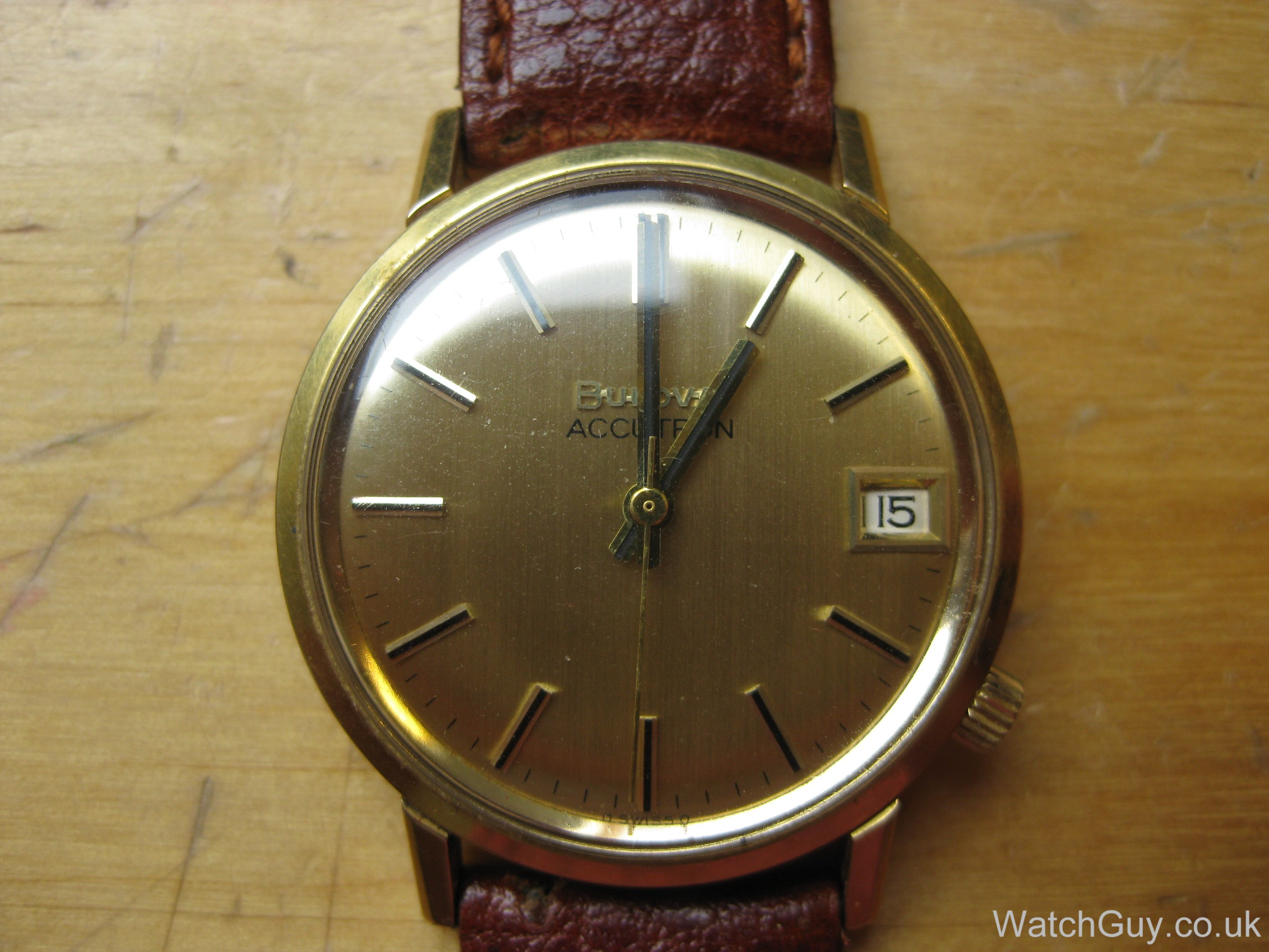 Teardown Bulova Accutron 218 Watch Guy Vintage Diagram Together With Parts Didnt Invent The Use Of Tuning Forks To Measure Time But They Were First Ones Pack Technology Into A Wrist