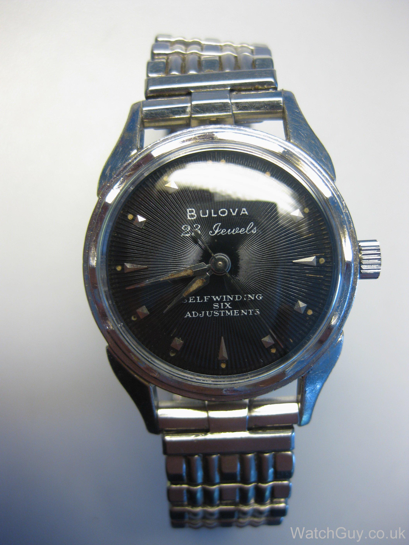 Repair + Service: Bulova 10BPAC