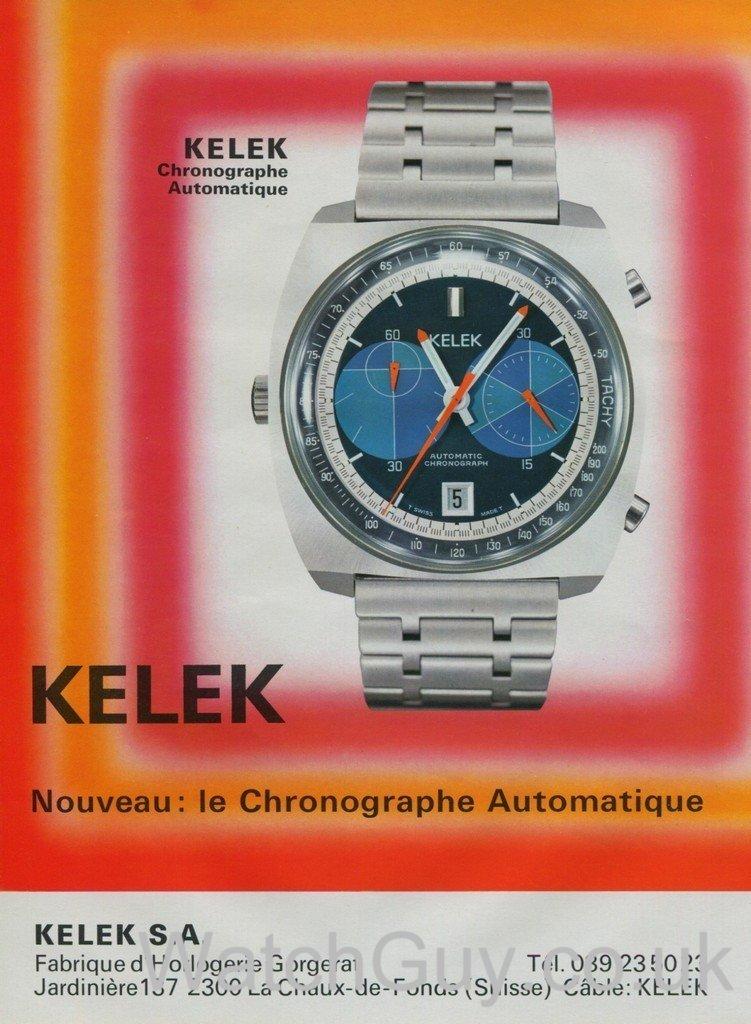 KelekChrono