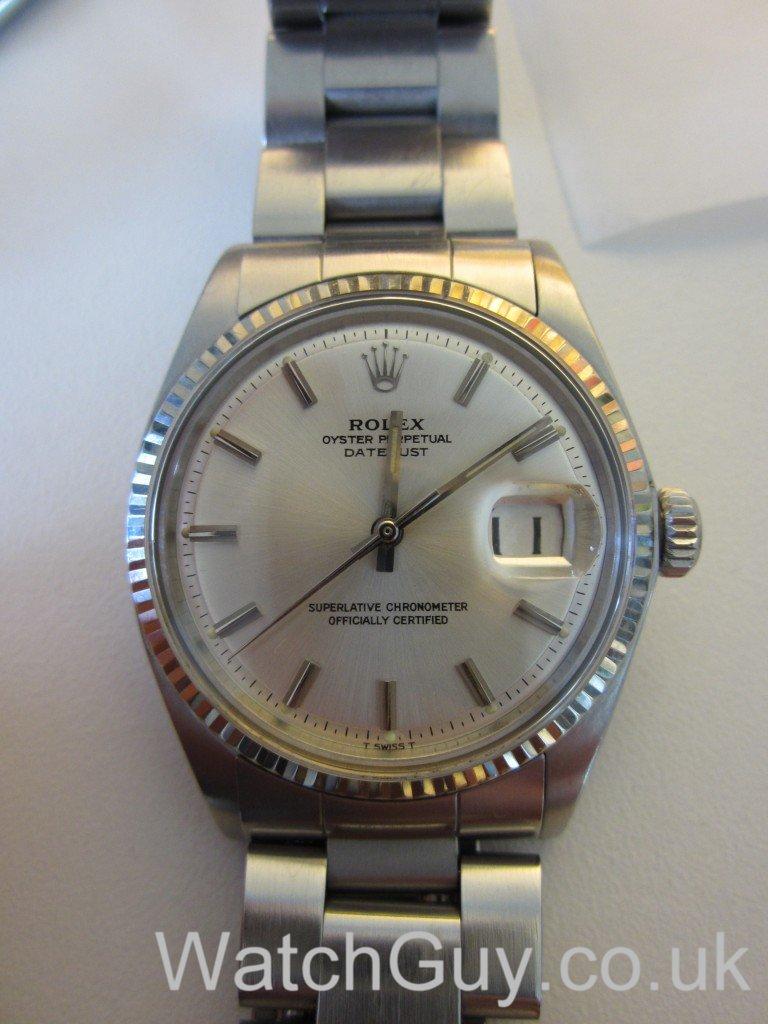 Brand Positioning of Rolex watch