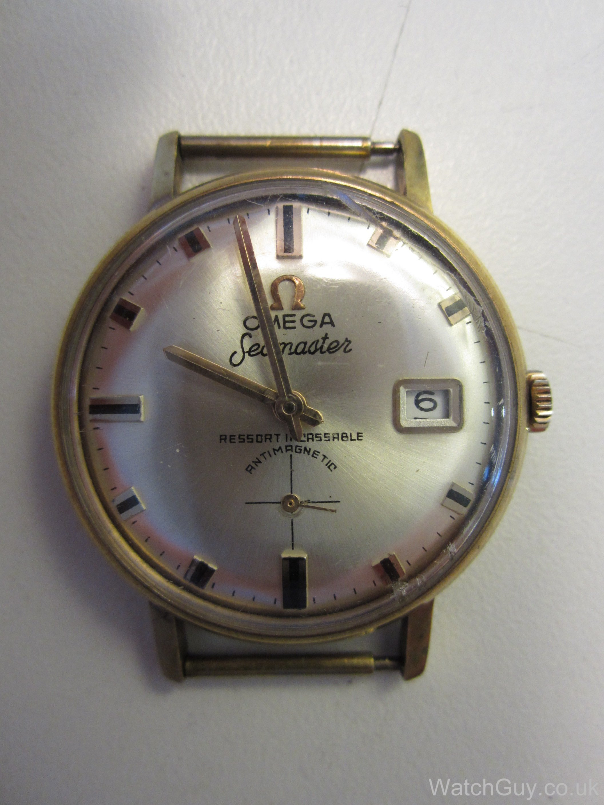 A Curiosity Fake Omega Seamaster Lorsa 238g Watch Guy