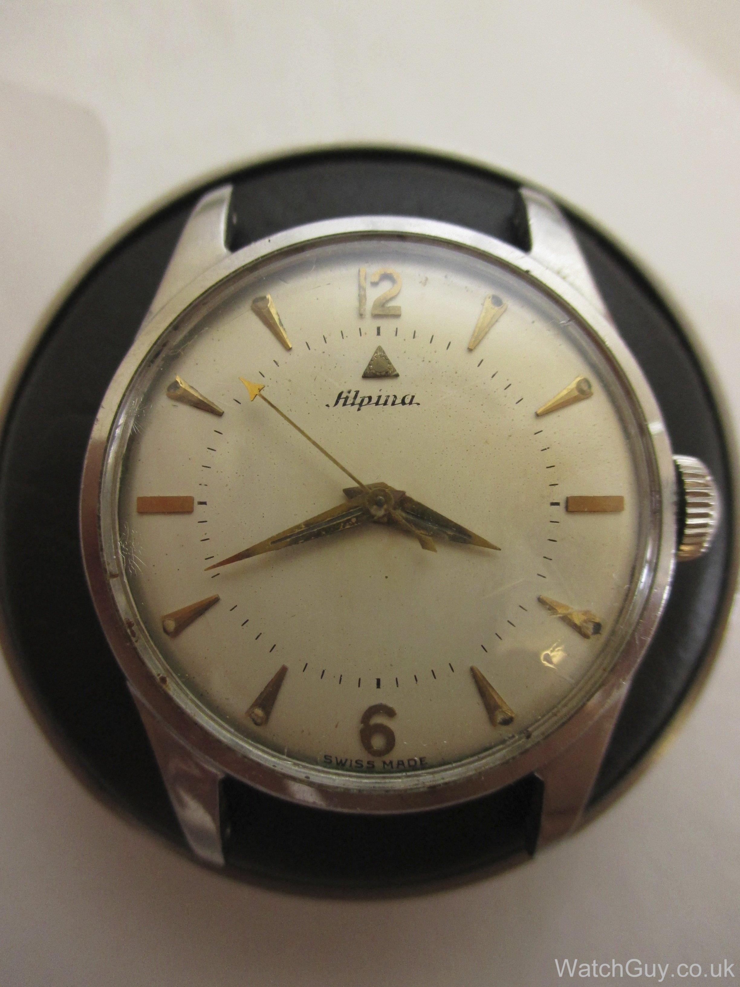 Service Alpina Calibre Watch Guy - Alpina watches price