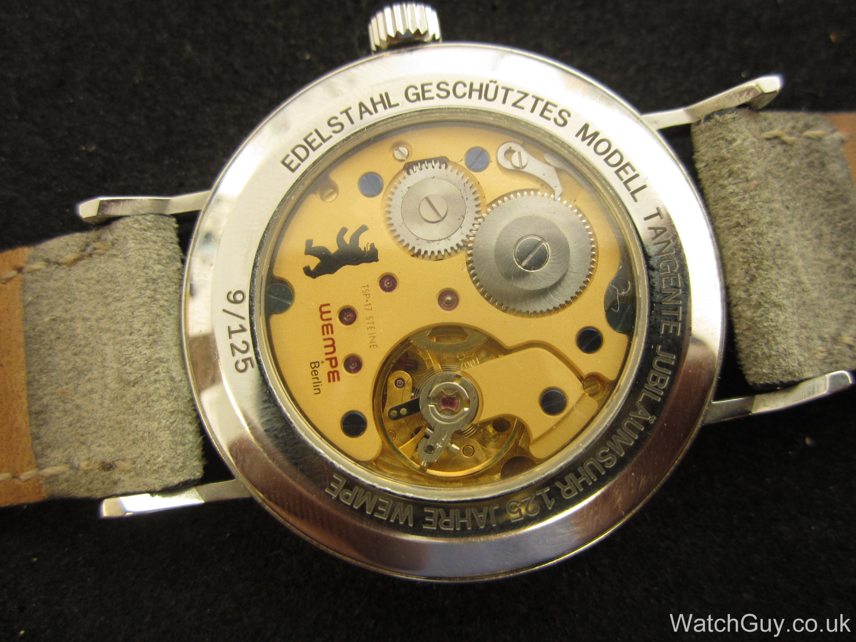 reviews review wrist watch automatic bauhaus rodina watches roundup shot